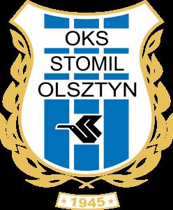Stomil Olsztyn herb